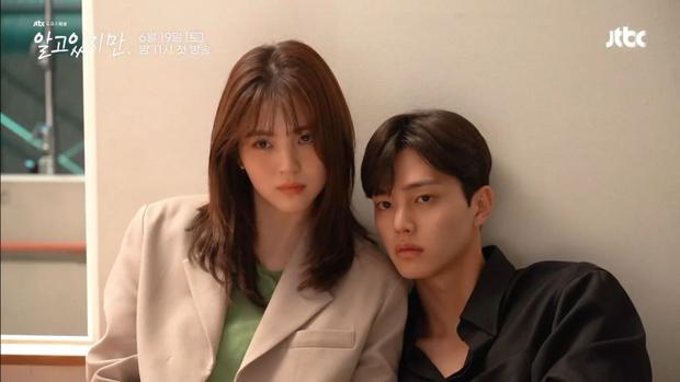 Han So Hee - Song Kang bị chê trông như 2 chị em, biểu cảm vô hồn làm khán giả phát nản - Ảnh 3.