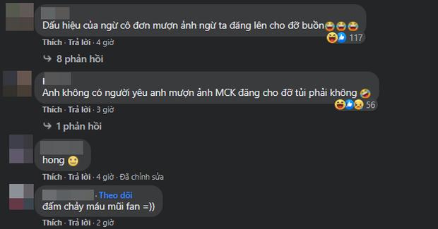 Karik đăng ảnh gọi MCK - Tlinh là học sinh cá biệt, netizen vào cà khịa... không có người yêu nên GATO hay gì? - Ảnh 3.