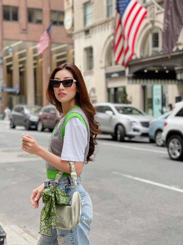 Không phải nhờ luyện tập, tố chất và thần thái làm Hoa hậu của Khánh Vân đã có sẵn, cứ nhìn loạt ảnh hồi bé của nàng hậu là đủ hiểu - Ảnh 10.