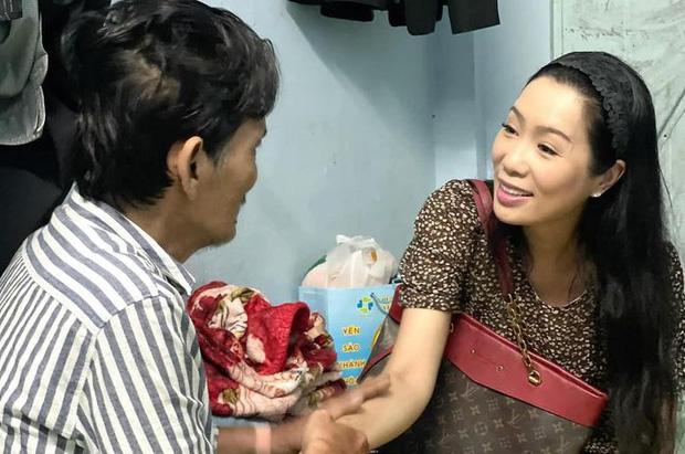 Bị tố dàn dựng bệnh tình của NS Thương Tín để kêu gọi tiền từ thiện, NS Trịnh Kim Chi lên tiếng: Đừng tàn nhẫn với chúng tôi như vậy! - Ảnh 7.
