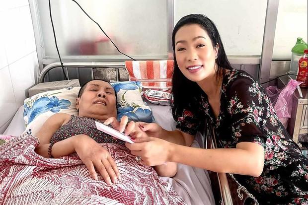 Bị tố dàn dựng bệnh tình của NS Thương Tín để kêu gọi tiền từ thiện, NS Trịnh Kim Chi lên tiếng: Đừng tàn nhẫn với chúng tôi như vậy! - Ảnh 8.
