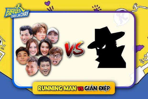 Những cuộc chiến đáng mong chờ ở Running Man Việt: Thợ săn, gián điệp hay team chiếu cũ đấu chiếu mới? - Ảnh 6.