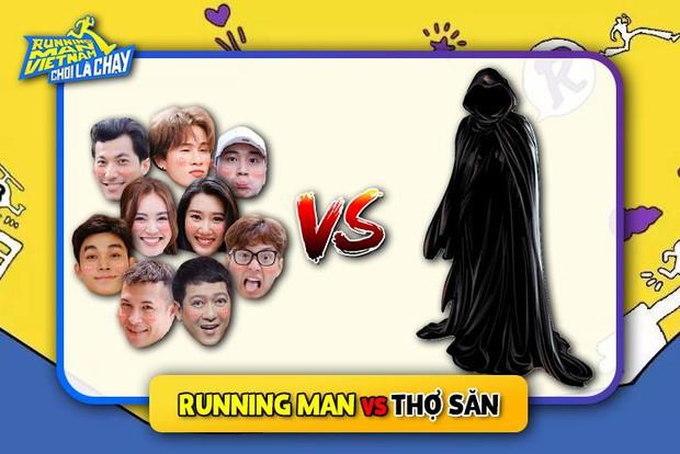 Những cuộc chiến đáng mong chờ ở Running Man Việt: Thợ săn, gián điệp hay team chiếu cũ đấu chiếu mới? - Ảnh 7.
