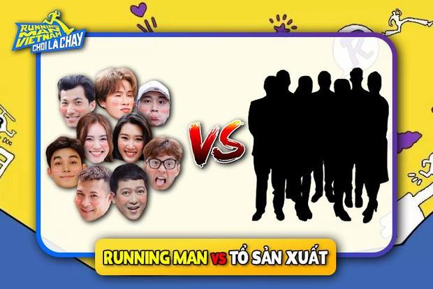 Những cuộc chiến đáng mong chờ ở Running Man Việt: Thợ săn, gián điệp hay team chiếu cũ đấu chiếu mới? - Ảnh 8.