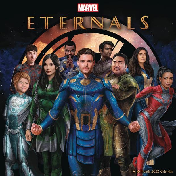 Trailer Eternals gây náo loạn vì lập kỷ lục lượt xem, nhưng thành tích lại thua xa hàng loạt bom tấn Marvel khác? - Ảnh 1.