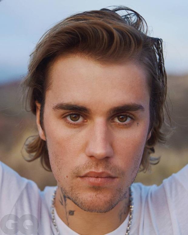 Justin Bieber tái xuất với diện mạo khác 180 độ sau khi tiễn mái tóc xù như ổ gà: Đúng là cái răng cái tóc là góc con người! - Ảnh 6.