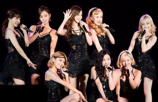 Netizen hả hê khi soi được điểm tương đồng của 8 cô gái SNSD khi dùng Instagram, đúng chất chị đại, một phát ăn luôn! - Ảnh 1.