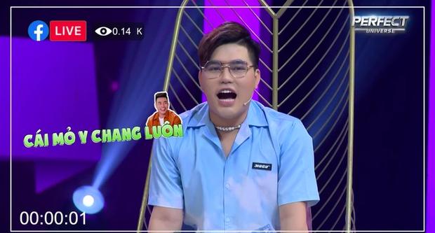 Bản sao Lê Dương Bảo Lâm bất ngờ xuất hiện tại Tình Yêu Đam Mỹ, quyết tỏ tình cùng DJ Tin - Ảnh 2.