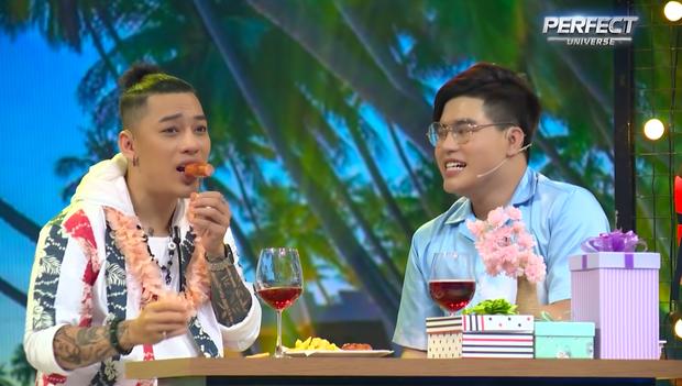 Bản sao Lê Dương Bảo Lâm bất ngờ xuất hiện tại Tình Yêu Đam Mỹ, quyết tỏ tình cùng DJ Tin - Ảnh 4.