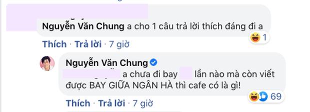 Bị đồng nghiệp bóc mẽ không uống cafe mà sáng tác nhạc về cafe như thật, Nguyễn Văn Chung có pha đáp trả xéo xắt - Ảnh 2.