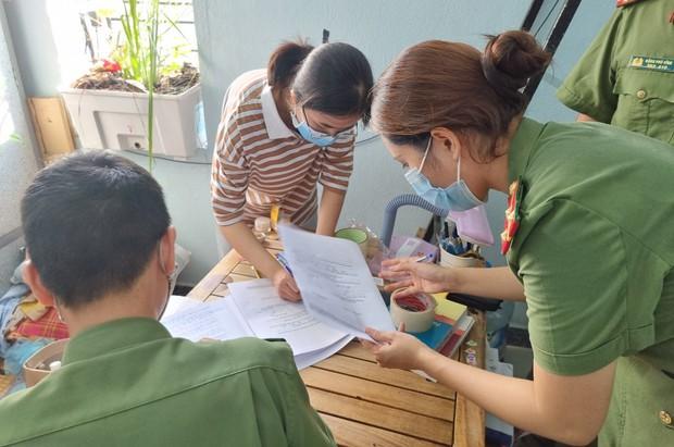 2 thiếu nữ tiếp tay cho chuyên gia Hàn Quốc 'dỏm' nhập cảnh trái phép giữa dịch Covid-19 - Ảnh 3.