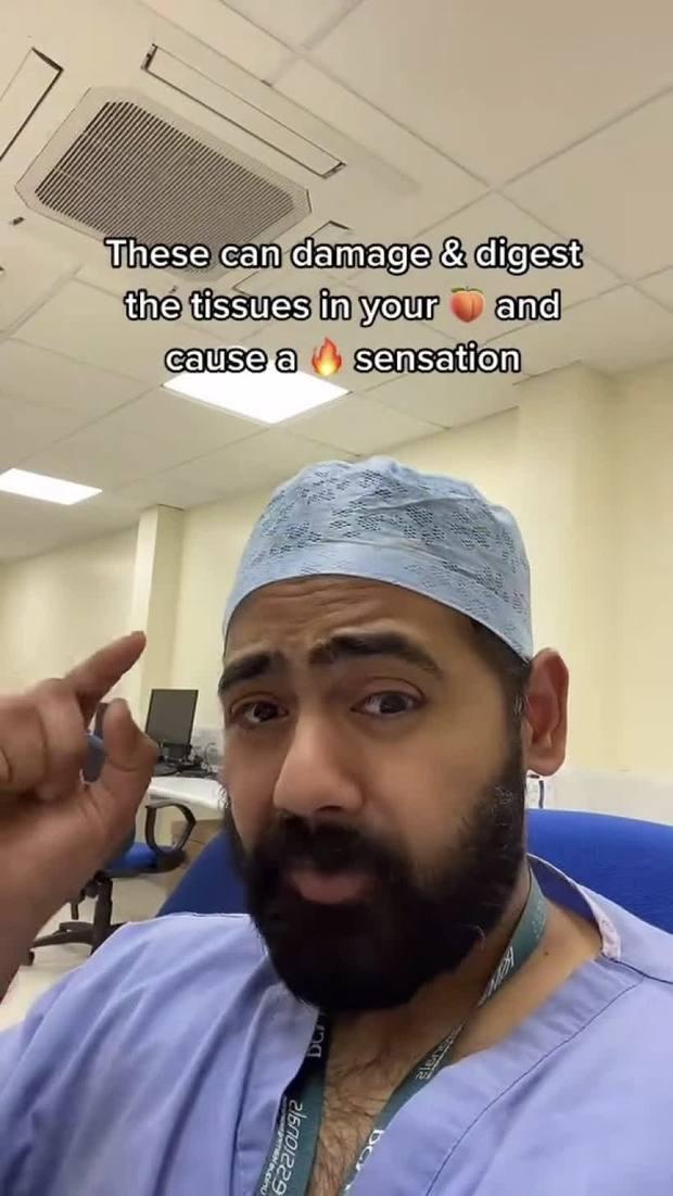 Bác sĩ Anh giải thích: Tại sao hậu môn lại nóng rát như xát ớt khi bị tiêu chảy? - Ảnh 3.