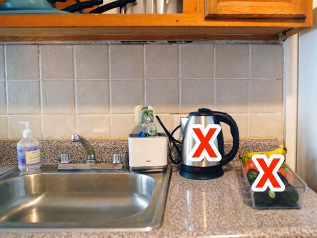 5 sai lầm cơ bản khiến nhà bếp của bạn lúc nào cũng lộn xộn, bừa bãi - Ảnh 4.