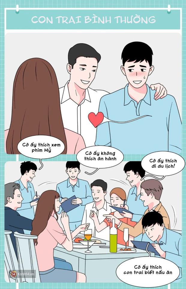Cách phân biệt người yêu bạn và người chỉ muốn lừa tình  - Ảnh 1.