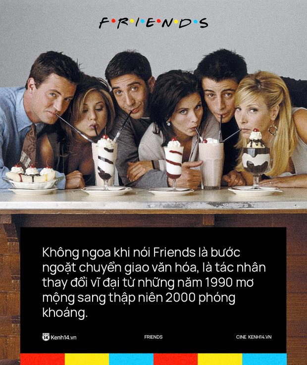 27 năm với Friends: Huyền thoại truyền hình thế giới và những bài học vỡ lòng về cuộc sống - Ảnh 2.
