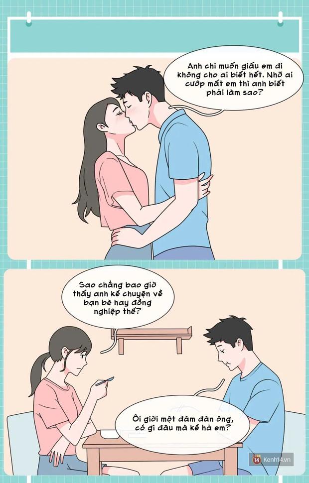 Cách phân biệt người yêu bạn và người chỉ muốn lừa tình  - Ảnh 5.