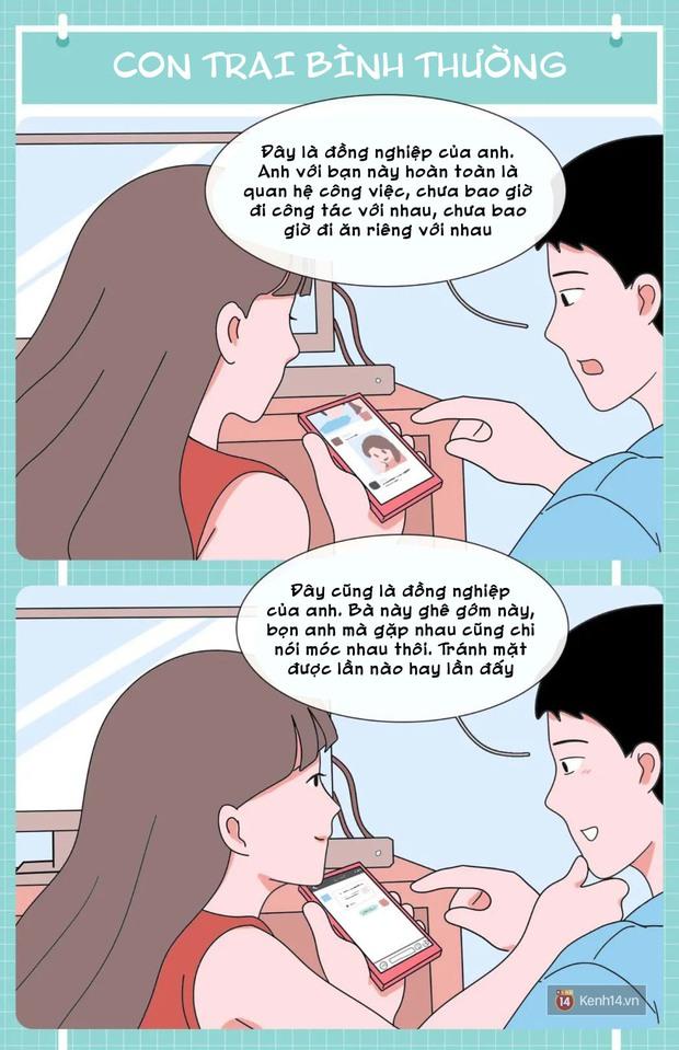 Cách phân biệt người yêu bạn và người chỉ muốn lừa tình  - Ảnh 7.