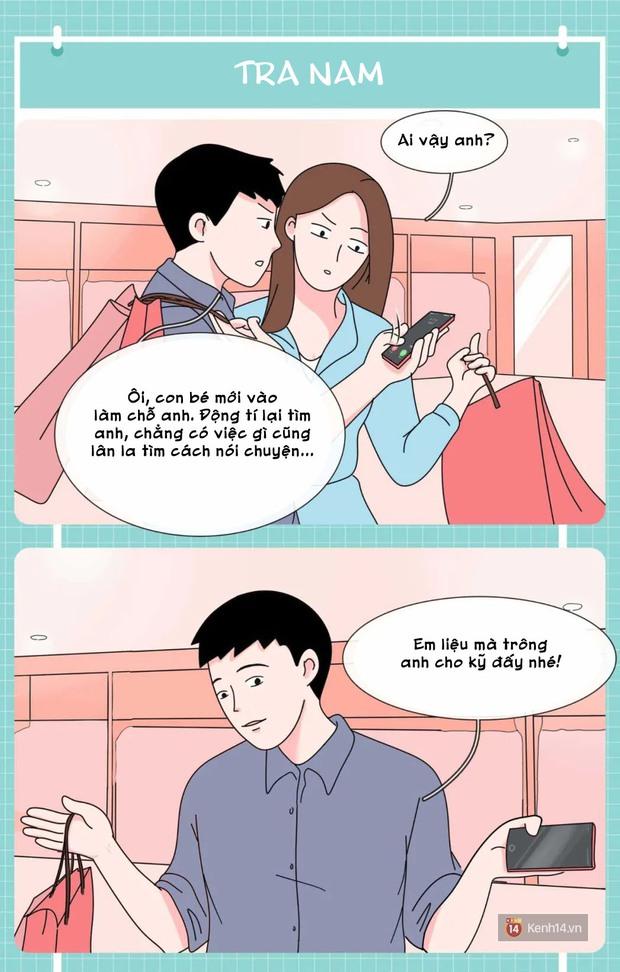 Cách phân biệt người yêu bạn và người chỉ muốn lừa tình  - Ảnh 8.