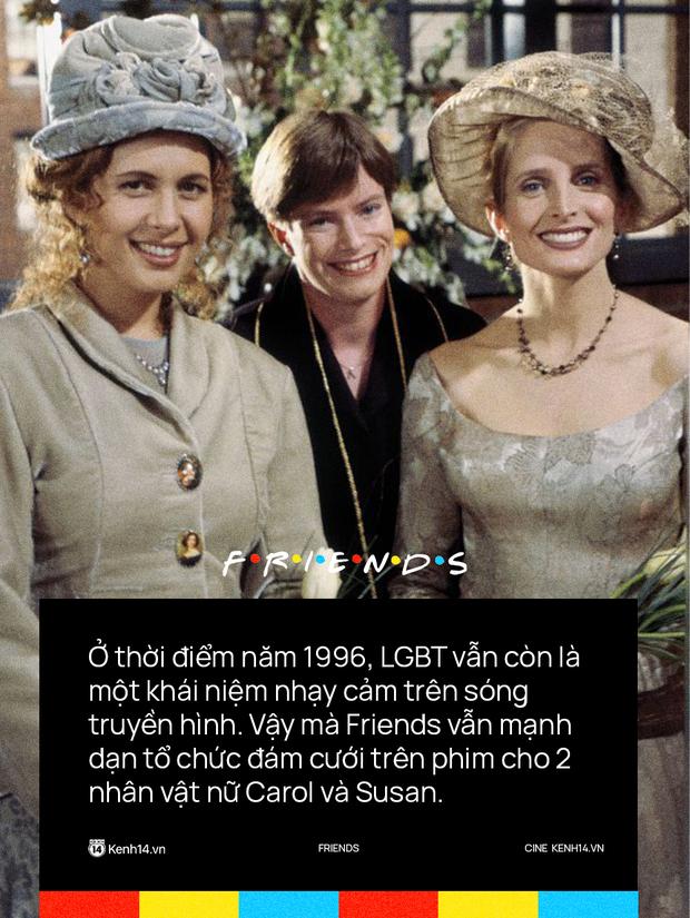27 năm với Friends: Huyền thoại truyền hình thế giới và những bài học vỡ lòng về cuộc sống - Ảnh 6.