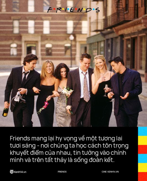 27 năm với Friends: Huyền thoại truyền hình thế giới và những bài học vỡ lòng về cuộc sống - Ảnh 9.