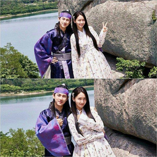 Bạn trai cũ Lee Seung Gi vừa công khai tình mới, Yoona (SNSD) cũng lộ luôn mối quan hệ bất ngờ với 1 nam thần màn ảnh - Ảnh 8.