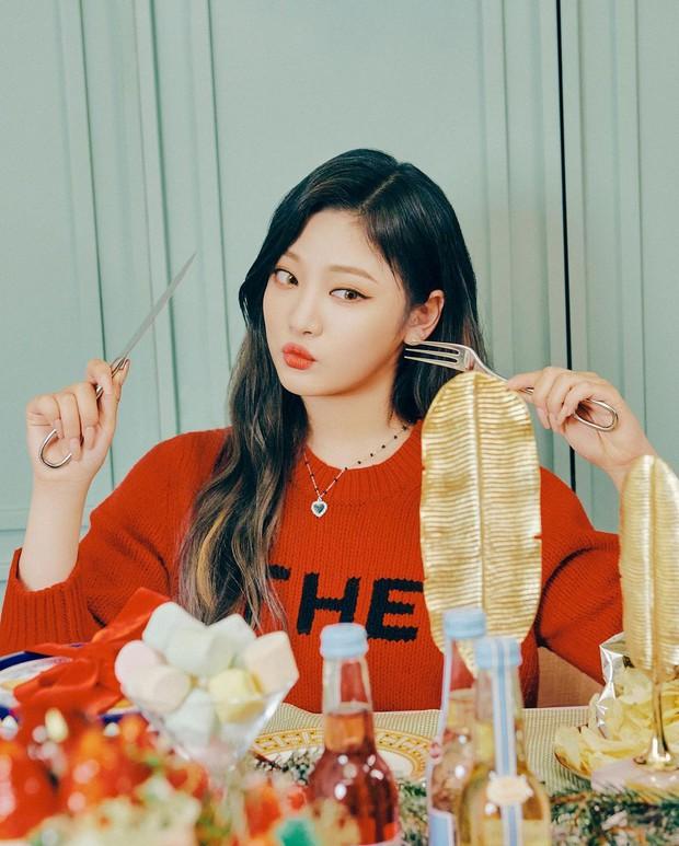 Netizen rầm rộ vì lâu lắm SM mới có mỹ nhân tân binh visual hiếm, là sự kết hợp bất ngờ của Jennie (BLACKPINK) và Minnie (G)I-DLE? - Ảnh 6.