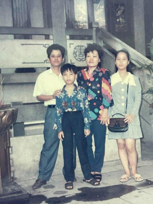 Soi ảnh thời bé của LK: Chuẩn trai Hà Nội xịn, visual khiến fan phải đứng hình vài giây - Ảnh 5.