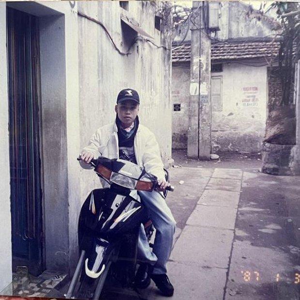 Soi ảnh thời bé của LK: Chuẩn trai Hà Nội xịn, visual khiến fan phải đứng hình vài giây - Ảnh 6.