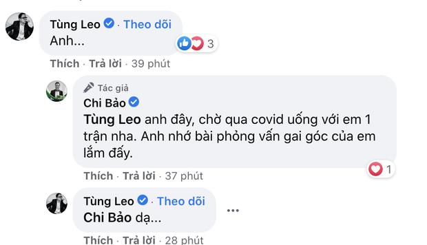Ngô Thanh Vân và dàn sao Vbiz ngỡ ngàng trước quyết định giải nghệ của Chi Bảo, bạn gái kém 16 tuổi có lời nhắn đặc biệt - Ảnh 5.