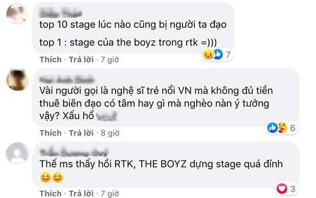 Sân khấu của Erik tại The Heroes bị tố copy vũ đạo hit EXO và cách dàn dựng của show Hàn cùng format? - Ảnh 10.