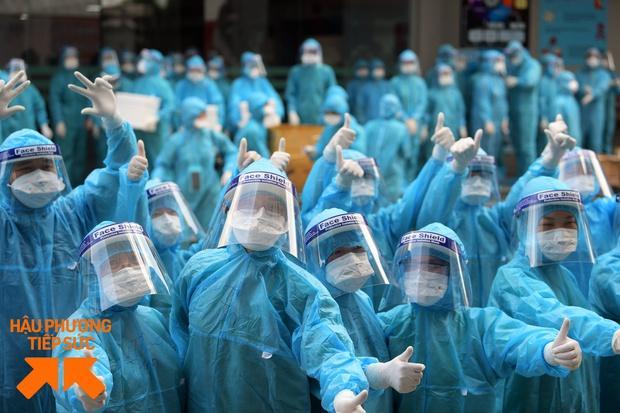 Gần 26.000 người sẵn sàng đến điểm nóng Bắc Giang, Bắc Ninh chống dịch - Ảnh 1.