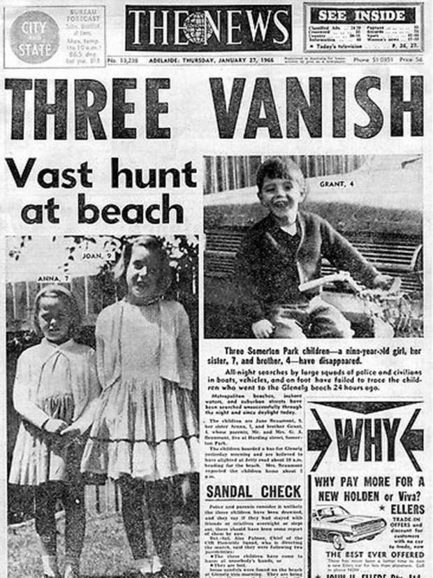 Những đứa trẻ Beaumont: Kỳ án mất tích bí ẩn nhất nước Úc, hơn 50 năm luẩn quẩn đến mức cảnh sát điên tiết nhờ nhà ngoại cảm phá án - Ảnh 2.