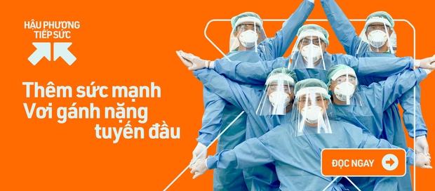 Bác sĩ trẻ cạo trọc đầu, rạng rỡ trước khi lên đường chi viện tâm dịch Bắc Giang: Mong đại dịch sớm qua, trả lại cuộc sống bình yên cho dân mình - Ảnh 4.