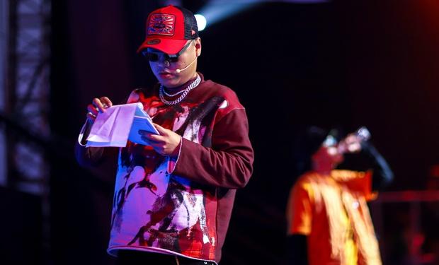 LK từng là HLV thế nào khi ngồi ghế nóng King Of Rap? - Ảnh 6.