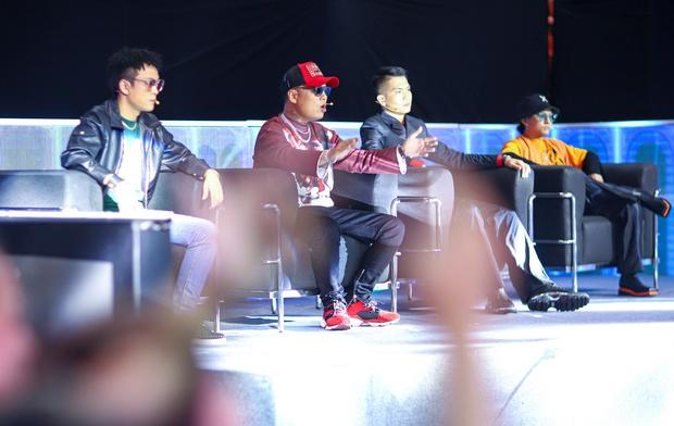 LK từng là HLV thế nào khi ngồi ghế nóng King Of Rap? - Ảnh 5.