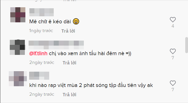 Cover phần rap ca khúc Yêu Thầm của Tlinh, Karik trẹo cả hàm - Ảnh 7.