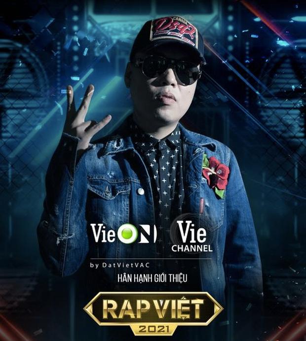 Tung hint trật lất cuối cùng HLV thứ 4 của Rap Việt không có chữ B nào, bất ngờ ngỡ ngàng ngơ ngác bật ngửa là có thật! - Ảnh 2.