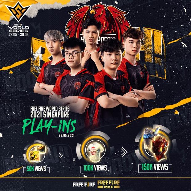 Thi đấu xuất sắc, đại diện Việt Nam chính thức tiến vào Chung kết Free Fire thế giới - Ảnh 1.