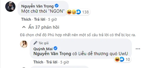 MC Mai Dora đăng ảnh mát mẻ, đập tan cái hè nóng bức nhưng bình luận của HLV Ren mới là điểm nhấn - Ảnh 2.