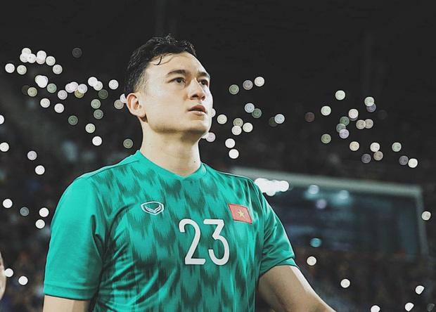 Đội tuyển Việt Nam loại thủ môn Đặng Văn Lâm - Ảnh 1.
