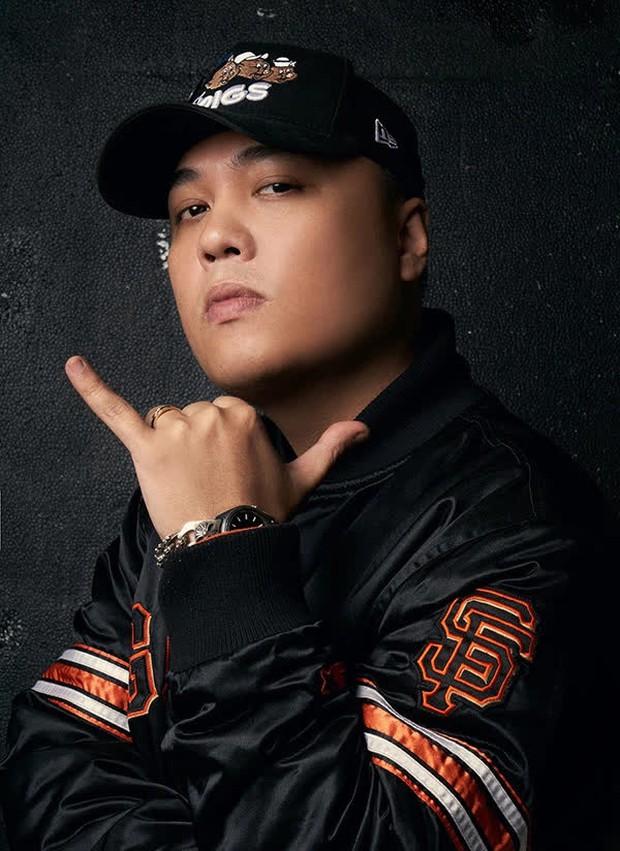 Profile LK - HLV thay Suboi tại Rap Việt mùa 2: Cựu thủ lĩnh của JustaTee, Binz và cả Sơn Tùng M-TP! - Ảnh 3.