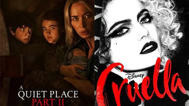 A Quiet Place 2 chiếu giữa đại dịch vẫn đại thắng doanh thu, vượt mặt phần trước nhờ chất lượng quá kinh dị - Ảnh 2.
