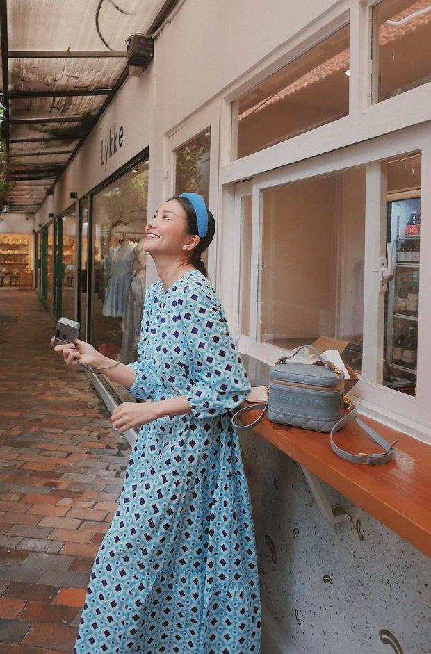 Ngắm bộ sưu tập váy đồ sộ của Thanh Hằng, đảm bảo các nàng 30+ mang về thêm nhiều kiểu trẻ trung và ghi trọn điểm sang chảnh - Ảnh 3.