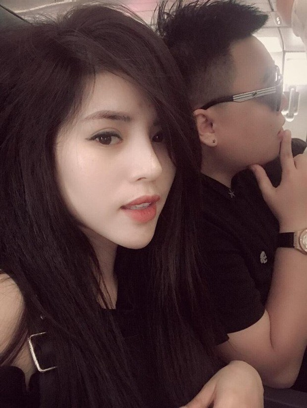 Cận cảnh nhan sắc xinh đẹp vợ hot girl của HLV Rap Việt LK - Ảnh 3.