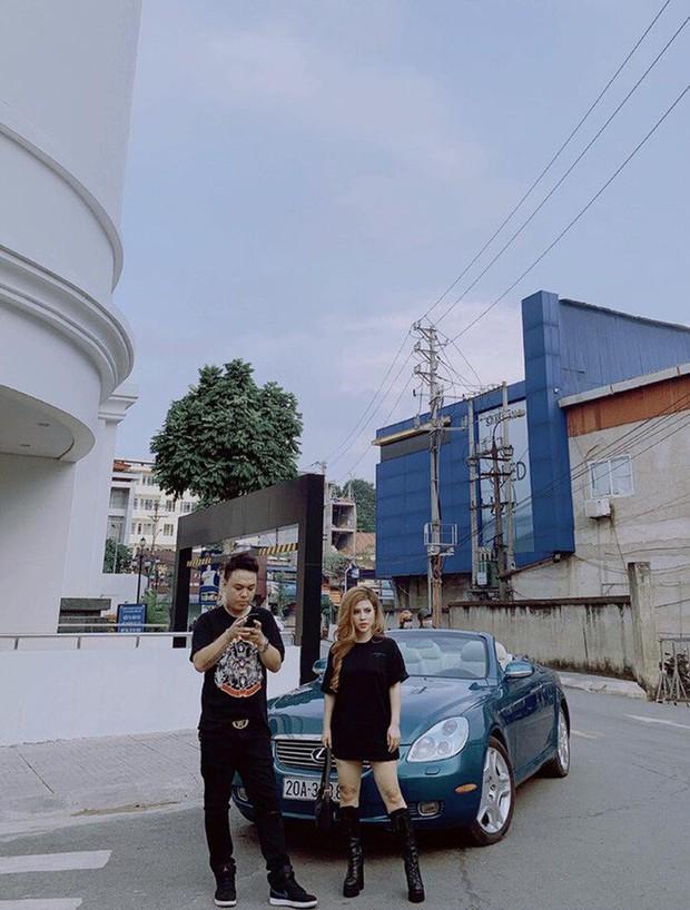 Cận cảnh nhan sắc xinh đẹp vợ hot girl của HLV Rap Việt LK - Ảnh 4.