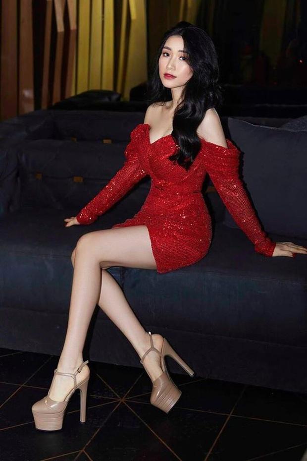 Hòa Minzy hé lộ đôi giày cao kỷ lục giúp ăn gian chiều cao, được dùng nhiều đến mức sờn cả da - Ảnh 7.