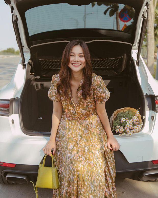 Ngắm bộ sưu tập váy đồ sộ của Thanh Hằng, đảm bảo các nàng 30+ mang về thêm nhiều kiểu trẻ trung và ghi trọn điểm sang chảnh - Ảnh 8.