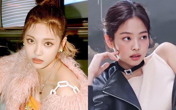 Netizen rầm rộ vì lâu lắm SM mới có mỹ nhân tân binh visual hiếm, là sự kết hợp bất ngờ của Jennie (BLACKPINK) và Minnie (G)I-DLE? - Ảnh 2.