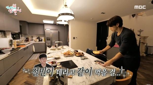Hé lộ bữa ăn nhà vợ chồng quyền lực, giàu nhất Kbiz: Bi Rain tự tay nấu cho Kim Tae Hee và các con, lên luôn top 1 Naver - Ảnh 7.