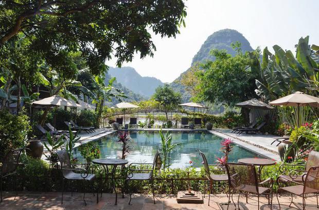 Đại diện duy nhất của Việt Nam lọt vào top khách sạn lên hình đẹp nhất thế giới, xem ảnh sống ảo mới hiểu lý do vì sao - Ảnh 7.